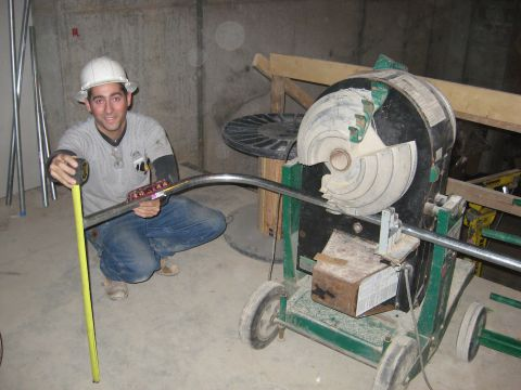 IBEW 743 JATC - Electricians - Jobsite
