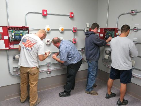 IBEW 743 JATC - Electricians - Apprenticeship Program