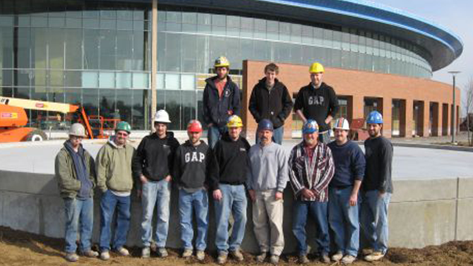 IBEW Local 743 JATC - Electrical Projects